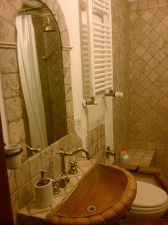 I Capocci: Bathroom