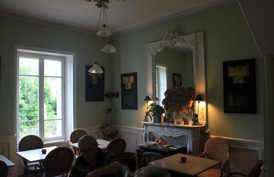 Castel Braz : Dining Room