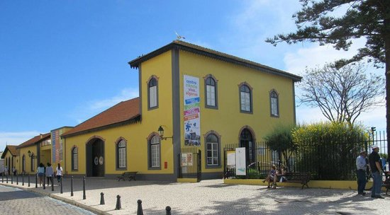 Centro Ciencia Viva do Algarve : The building