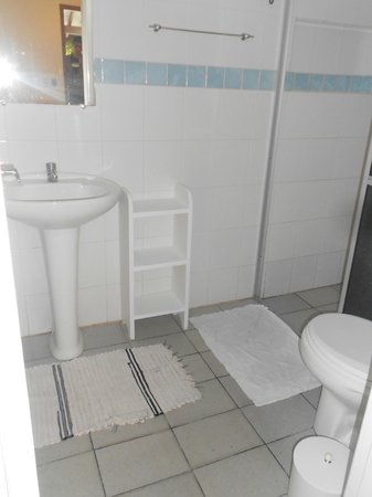 Pousada Barratur: Banheiro