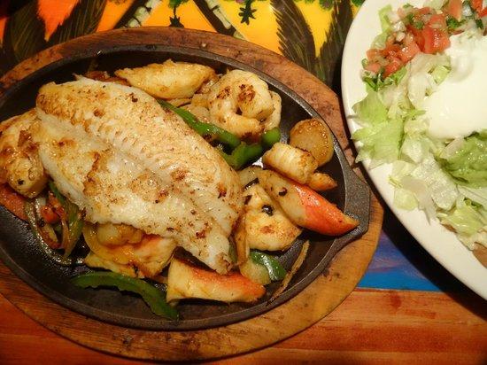 El Mazatlan: seafood
