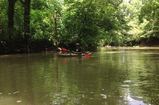 Big Wills Outfitters: kayaking Big Wills