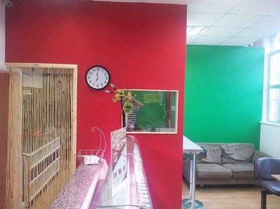 Pizza Birmingham: Sneak peek inside our shop