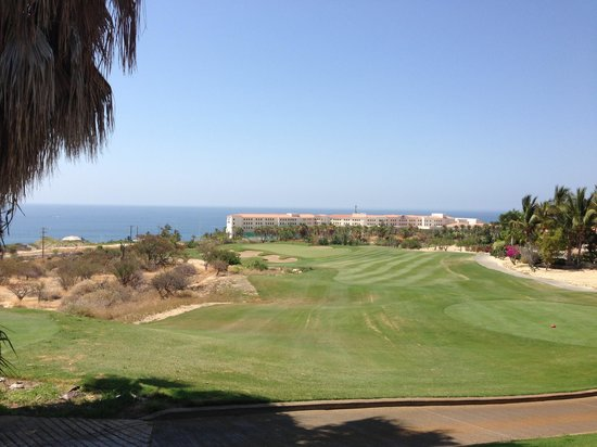 Cabo Real Golf Course: This is either 16 or 17. Beautiful course, very challenging