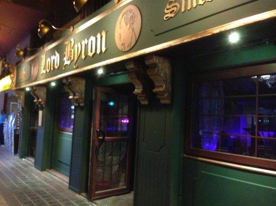 Pub Lord Byron