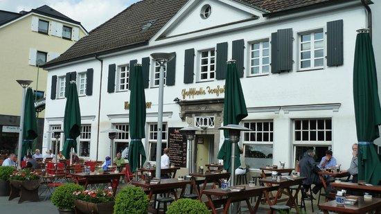 Restaurant Düsseldorf Kaiserswerth tonhalle am klemensplatz picture of tonhalle kaiserswerth