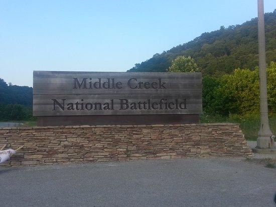 Middle Creek National Battlefield