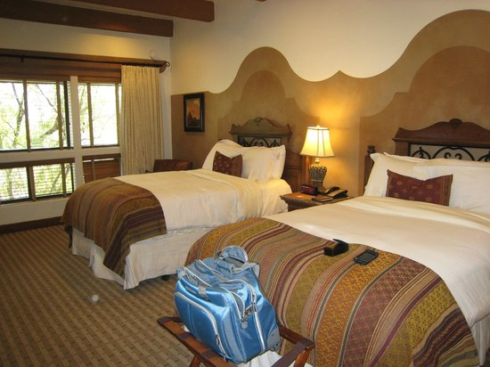 Canyon Ranch in Tucson : Room