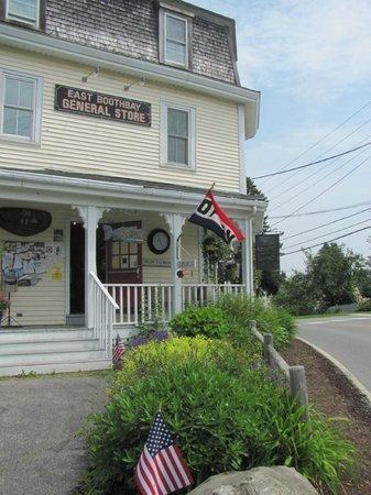 East Boothbay General Store