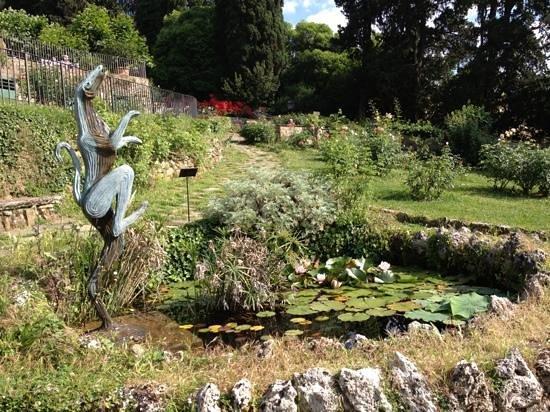 Folon e il Giardino delle Rose: Add a caption