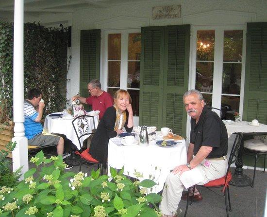 La Toscana di Carlotta: Extraordinary breakfast!