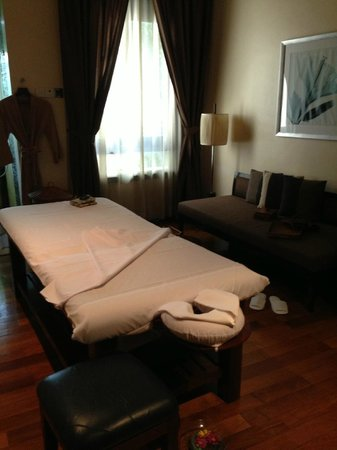Sunway Resort Hotel & Spa: The spa room