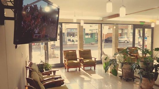Nuevo Castillo Hotel: Nuestra recepción