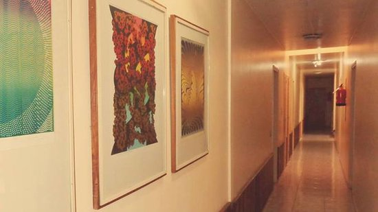 Nuevo Castillo Hotel: Nuestros pasillos