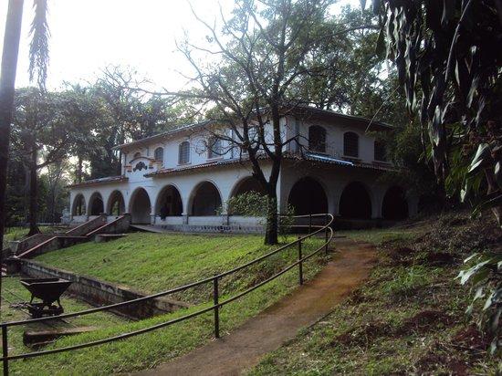 Coffee Museum: Vista do Museu do Café