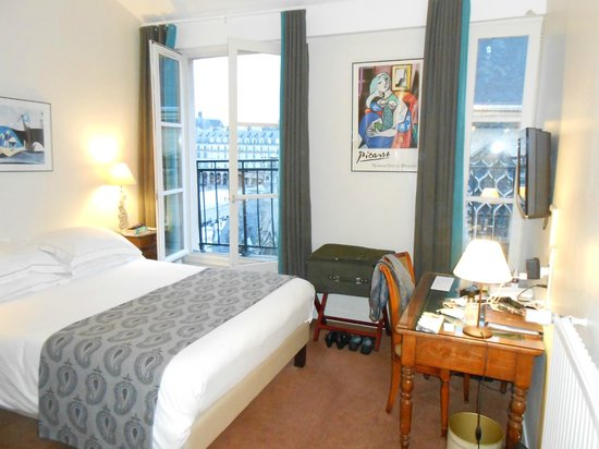 Hotel de la Place du Louvre : The Picasso Room