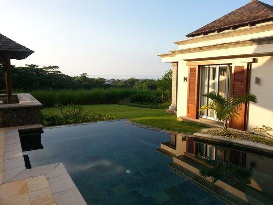 Heritage The Villas: Morning