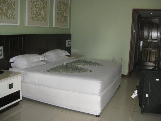 Bali Garden Beach Resort: Room 164