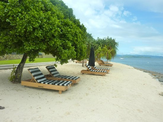Qualia Resort: Beach time