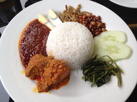 The Sterling Boutique Hotel Melaka: Breakfast