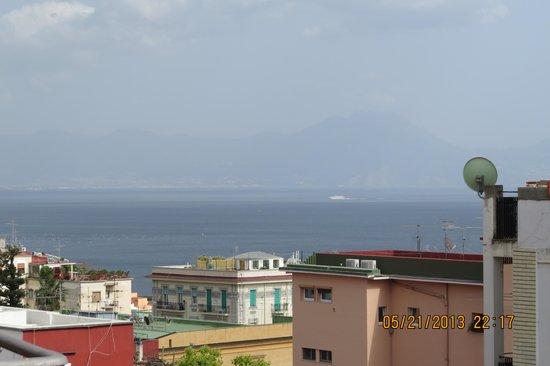 B&B Casa Tonia: View from room balcony