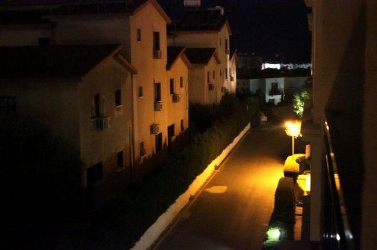 Crown Resorts Elamaris: Вид из номера