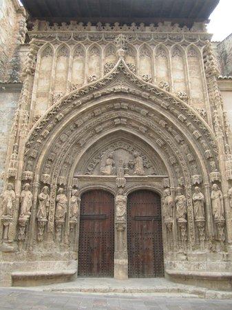 Valencian Cellar Tours: Church of San Nicolas