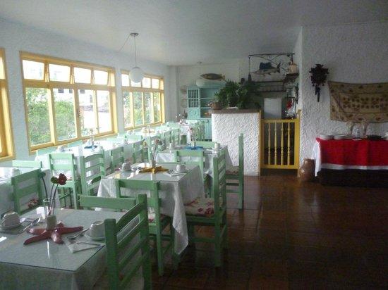 Hotel Praia dos Anjos : Restaurante