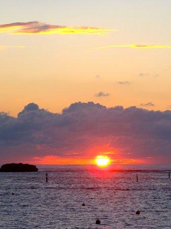 Rottnest Island Visitor Centre: Winter sunset Rottnest Island