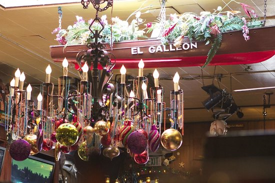 El Galleon : A feast for the eyes as well as the stomach!