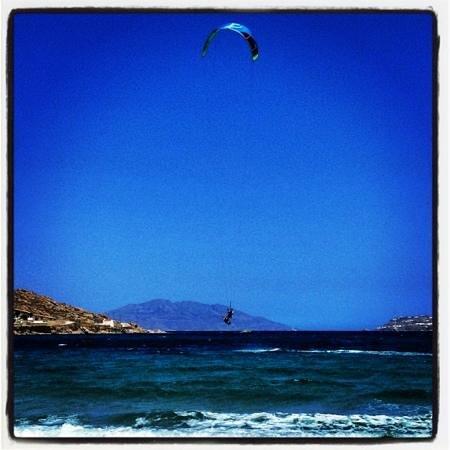 Kite Mykonos : Inserisci didascalia
