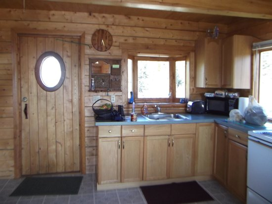 Soaring Eagle Lodge : kitchen