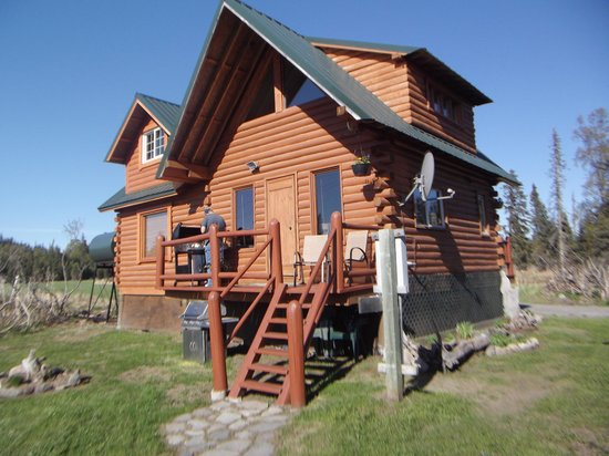 Soaring Eagle Lodge: cabin