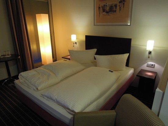 Hotel im GVZ : double room