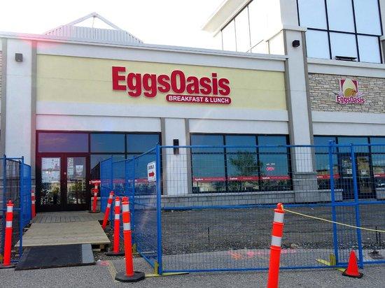 EggsOasis in Crowfoot Calgary