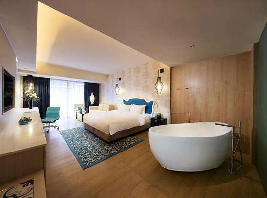 Village Hotel Katong by Far East Hospitality: Village Hotel Katong Club Room
