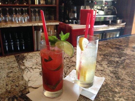 Wappingers Falls, นิวยอร์ก: Raspberry and Honey, Both Were Yummy!