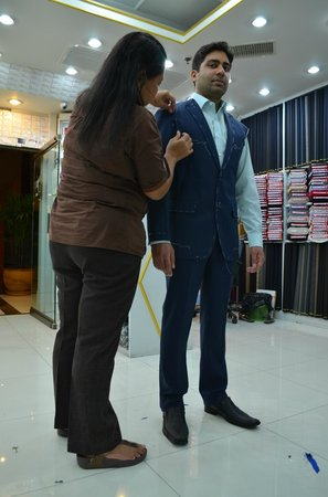 Nickermann's Tailors: Tailoring at Nickermann's