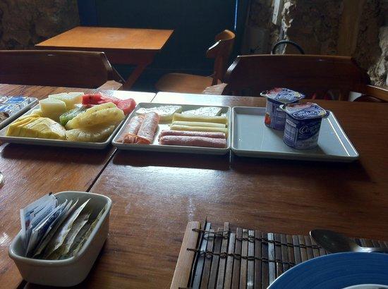 Bartholomeu: café da manhã
