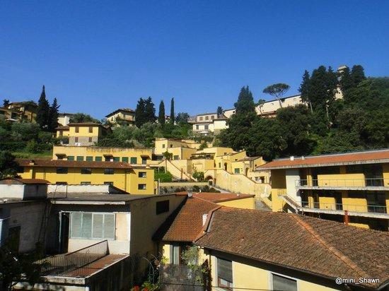 1900 Artevita: Still the terrace view