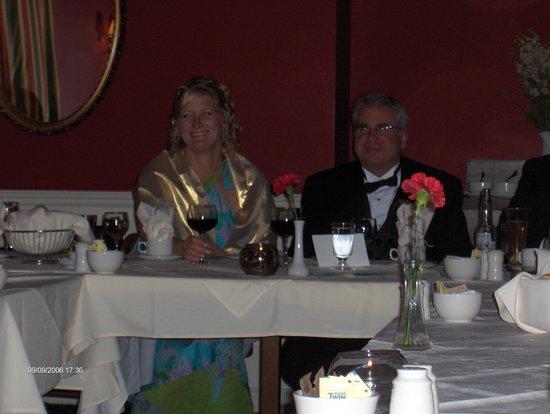 Roland's Steak House : Wedding Dinner 1