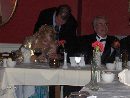 Roland's Steak House : Wedding Dinner 2