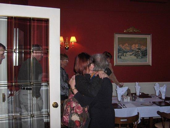 Roland's Steak House : Parent's anniversary