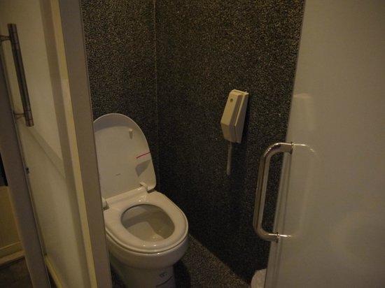 21 Holiday Resort : 廁所