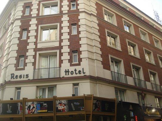 Regis Orho Hotel: Hotel