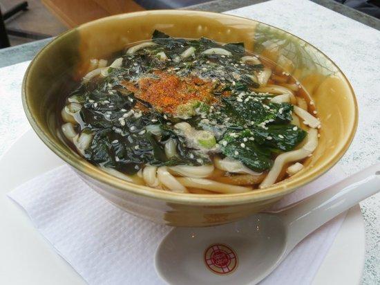 Pop Inn Cafe : Seaweed Udon