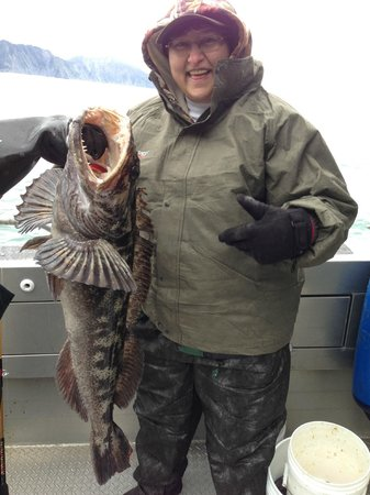 Tim Berg's Alaskan Fishing Adventures Accommodation: Fun,Fun, Fun...