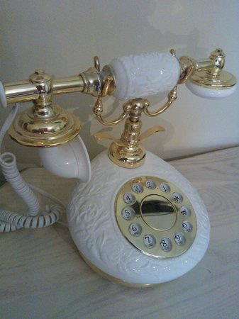 Grand Rose SPA Hotel: phone