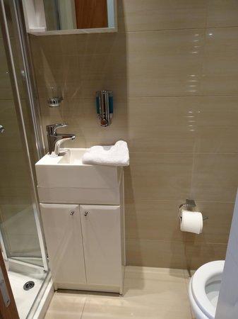 Albion House Hotel: Bathroom