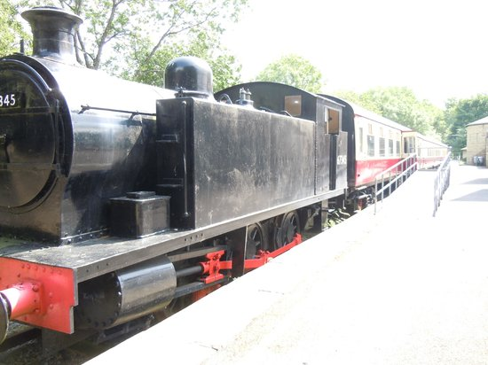 Dales Countryside Museum: The Train